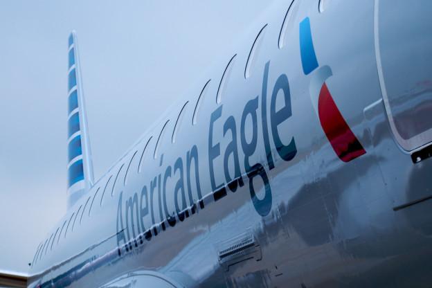 American Eagle Logotype